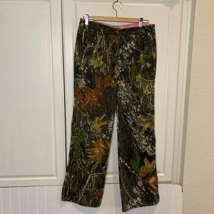 Russell Outdoors Mossy Oak Hunting Pants L 10/12